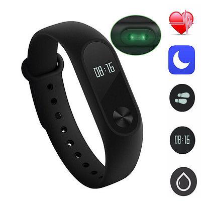7c9ad6b06 Xiaomi Mi Band 2 Smart Fitness Bracelet | Heart Rate Monitor | IP67 ...