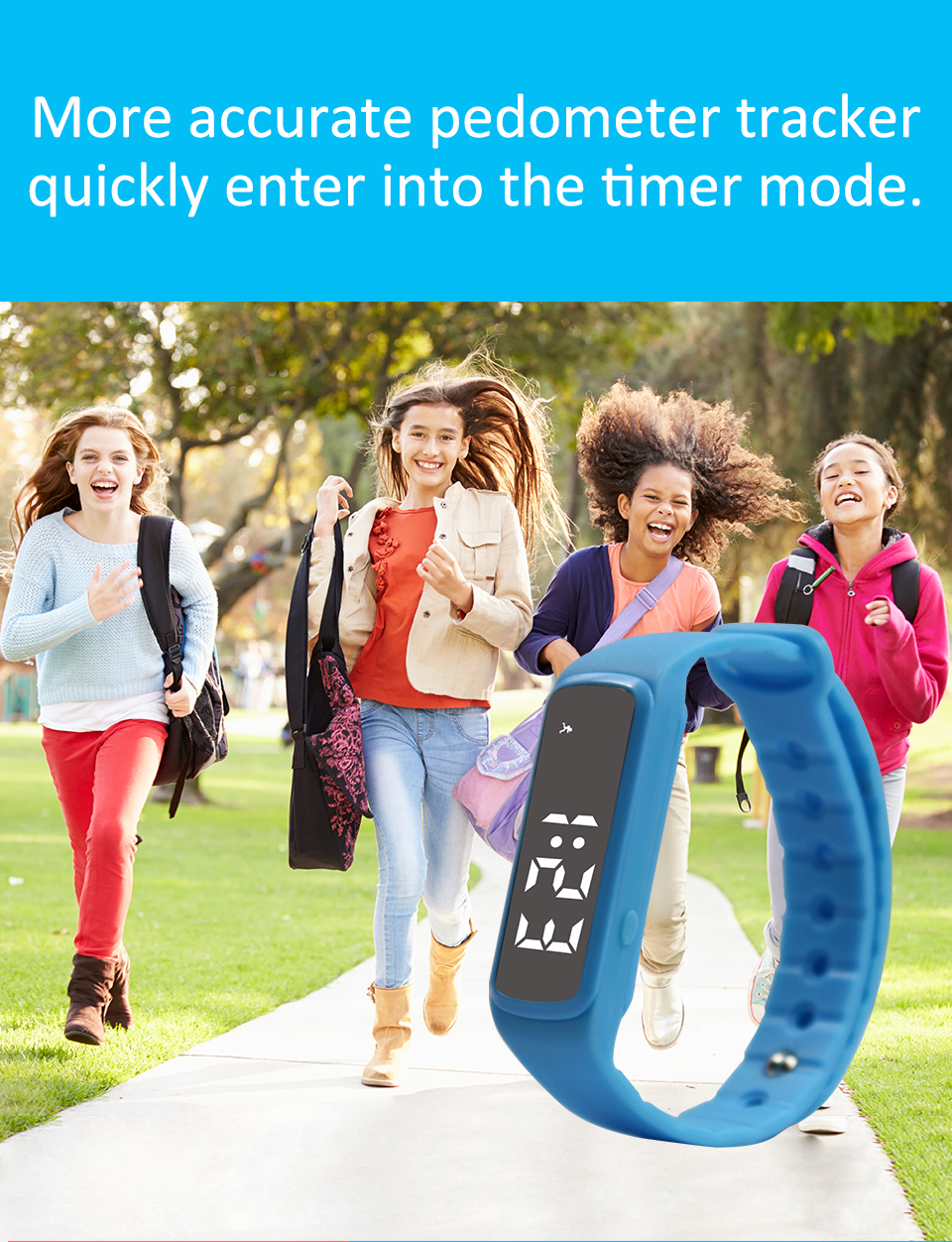 5 Best Kids Pedometer - What Are The Best Activity Fitness